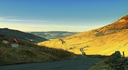 Kirkstone Pass to Ambleside