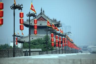 Xian Wall - China