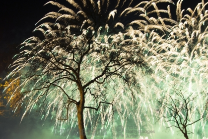 London New Years Eve Fireworks 2015